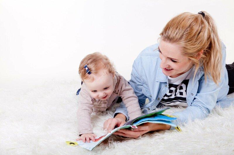 親も子どもと一緒に勉強を楽しむ