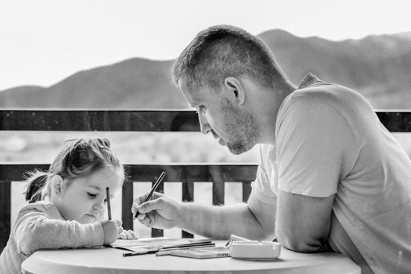 学習習慣がつくまでは親が付き添う